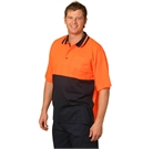 HiVis Traditional Polo