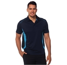 Pursuit CoolDry Contrast Polo Men's