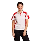 Alliance CoolDry Contrast Polo Ladies
