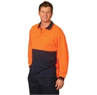 Hi Vis CoolDry Long Sleeve Polo