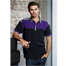 Mens Charger Short Sleeve Short
